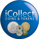 iCollect Coins & Tokens logo