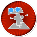 Logo for Shiny Robots
