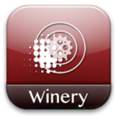 Wineskin Winery logo