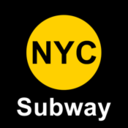 Logo for New York Subway