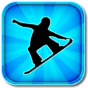 Logo for Crazy Snowboard