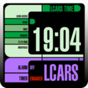Logo for LCARS Time