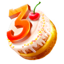 Logo for Cake Shop 3