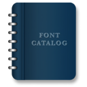 Logo for Font Catalog Creator