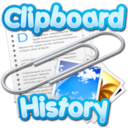 Logo for Clipboard History