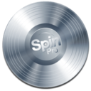 Spin Music HD logo
