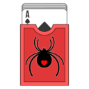 Logo for Deluxe Spider Solitaire