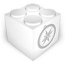 WikiPics Safari Extension icon