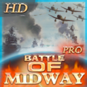 Logo for Battle of Midway Pro