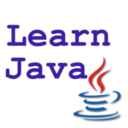 Learn Java logo