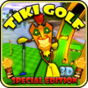 Logo for Tiki Golf 3D (Special Toon Edition)