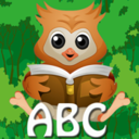 Logo for ABC Owl Preschool!