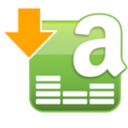Amazon MP3 Downloader logo