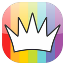 Logo for Color by Numbers - Princesses