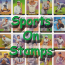 Sports On Stamps logo