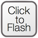 Logo for ClickToFlash