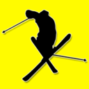 Logo for Backcountry Ski