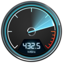Blackmagic Disk Speed Test logo