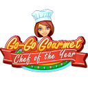 Go Go Gourmet: Chef of the Year logo