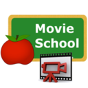 Logo for Movie School