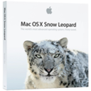 Apple Snow Leopard Font Update logo