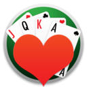 Hearts Cards logo