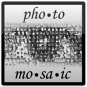 photo mosaic logo