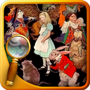 Logo for Alice's Adventures in Wonderland