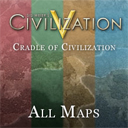 Logo for Civilization V: Cradle of Civilization Maps Bundle