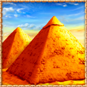 Logo for Pyramid Pays Slots II