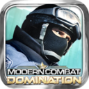 Logo for Modern Combat: Domination