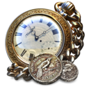 The Lost Watch 3D logo