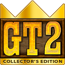 Logo for Golden Trails 2: The Lost Legacy Collector's Edition