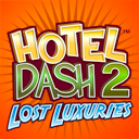 Logo for Hotel Dash 2: Lost Luxuries