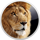Logo for OS X Lion