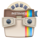 Logo for Instaview