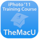 Learn iPhoto '11 logo