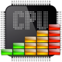 Logo for CPU LED