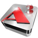 Aurora 3D Animation Maker logo