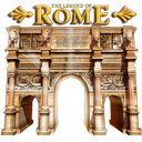 Logo for The Legend Of Rome