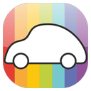 Logo for Color by Numbers - Vehicles