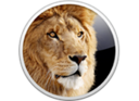 Logo for OS X Lion Update for MacBook Air and Mac mini