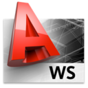 Logo for AutoCAD WS