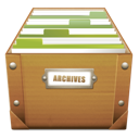 Logo for archivme