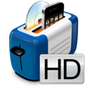Toast High-Def/Blu-ray Disc Plug-in logo