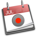 iCal Time-Recording icon