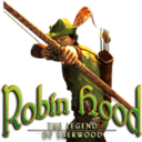 Logo for Robin Hood: The Legend of Sherwood