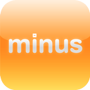Logo for Minus