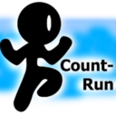 Count Run logo