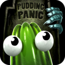 The Great Jitters: Pudding Panic logo